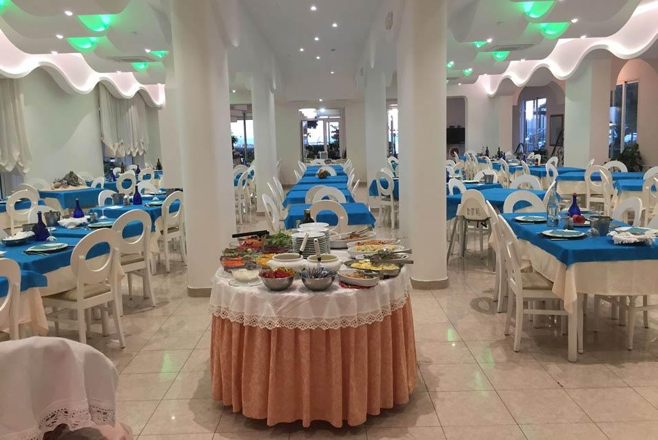Hotel igea marina con ristorante